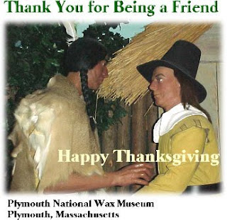 Thanksgiving Friendship Ecards