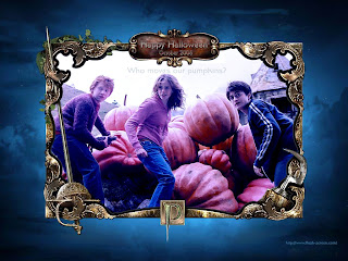 Harry Potter Halloween Wallpaper