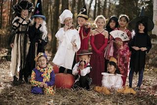 Halloween Kids Cards