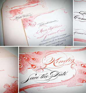 valentine wedding invitation template