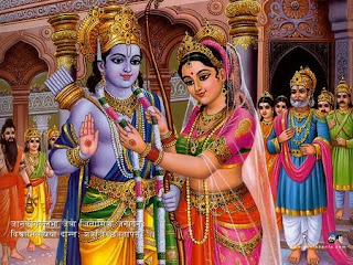 Shree Ram and Sita Wallpapers