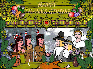 thanksgiving pilgrim pictures