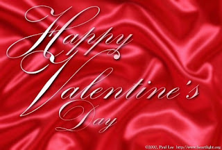 Red Valentine Greeting Cards