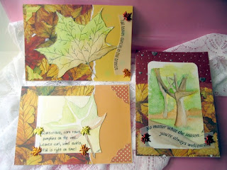 craft card for thanksgiving