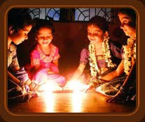 Diwali Kids Wallpapers
