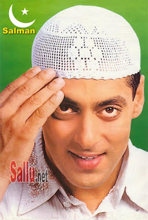 salman photo eid cards