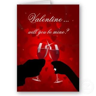 valentine wishes for him