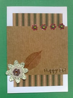 Homemade Eid Card Ideas