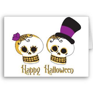 Halloween Couple Wishes