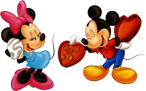 The Best Of Happy Valentines Day Wallpapers Mickey And Minnie