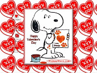 Snoopy Valentine Collection