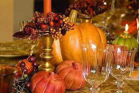 Thanksgiving Decorations Wallpapers