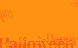 Orange Halloween Wallpapers