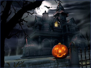 Halloween Castle Wallpaper