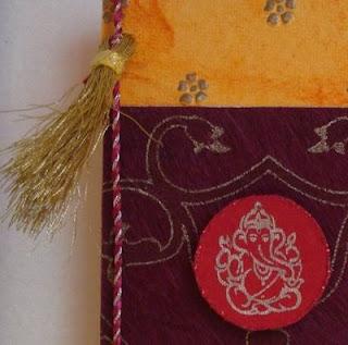 diwali homemade cards