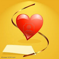 vector illustrations for valentine card