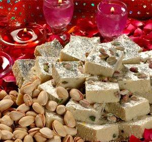 sweet diwali mithai picture