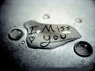 Missing You My Love Cards