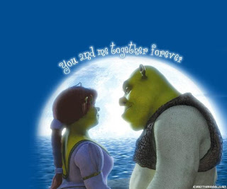 You And Me Together Forever Quote Card