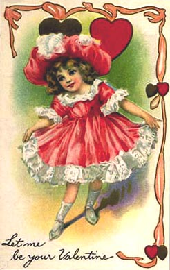 antique post cards dating
