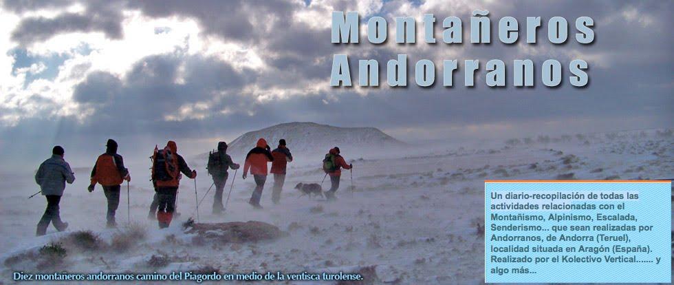 Montañeros Andorranos