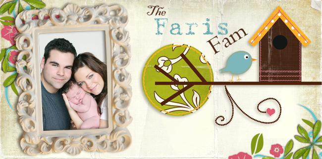 The Faris Fam