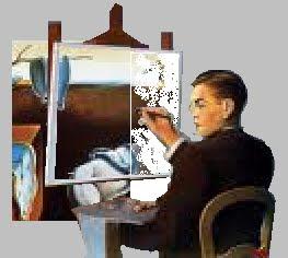 Artwork 9: Arbeitstechnik