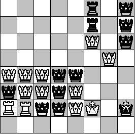 26 konsekutive dualfreie Schachgebote (GI)