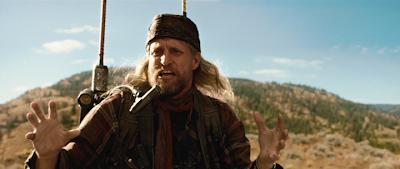 Скриншот 2012: Woody Harrelson радиоведущий