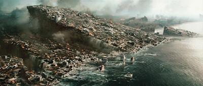Кадр из фильма 2012: катастрофа в Калифорнии