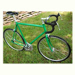 Murphy HIMSELF Green Road Bike - 56CM