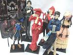 Figuras de Kuroshitsuji