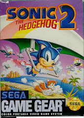 Sonic 2 Game Gear