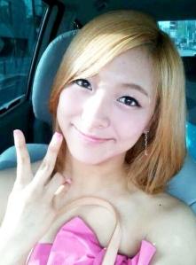 f(x) luna gif  Luna sent her Chuseok ...