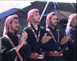 Bedouins in Palmyra