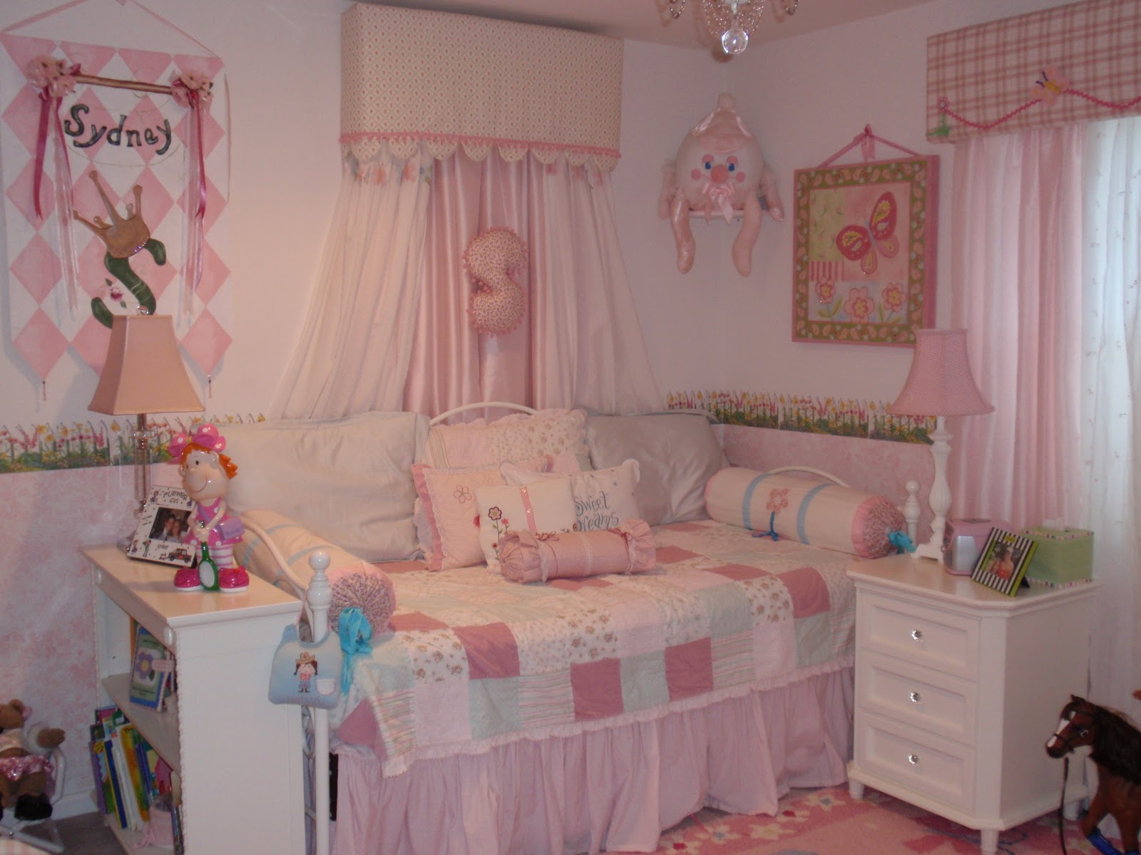 Diy by design my daughter 39 s room the big reveal repost - Years old girl bedroom ...