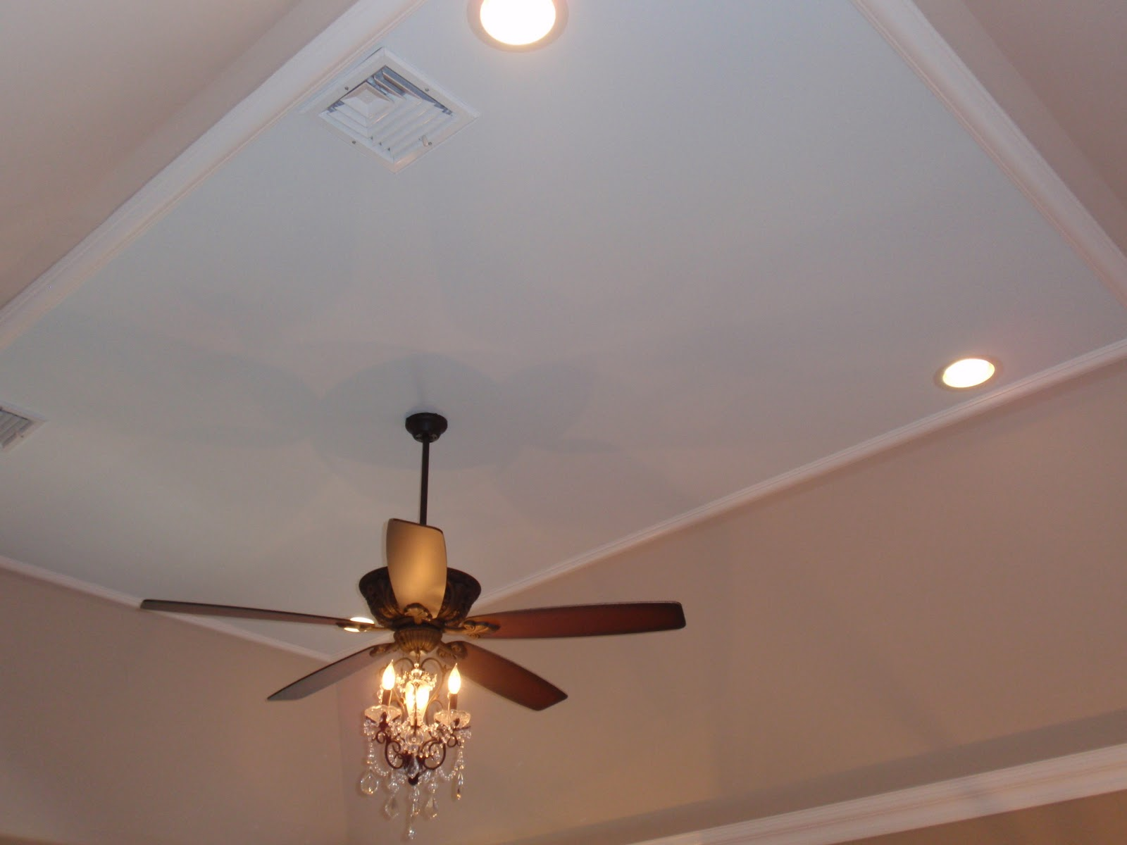 Ceiling chandelier fan lighting - Ceiling lights and chandeliers ...