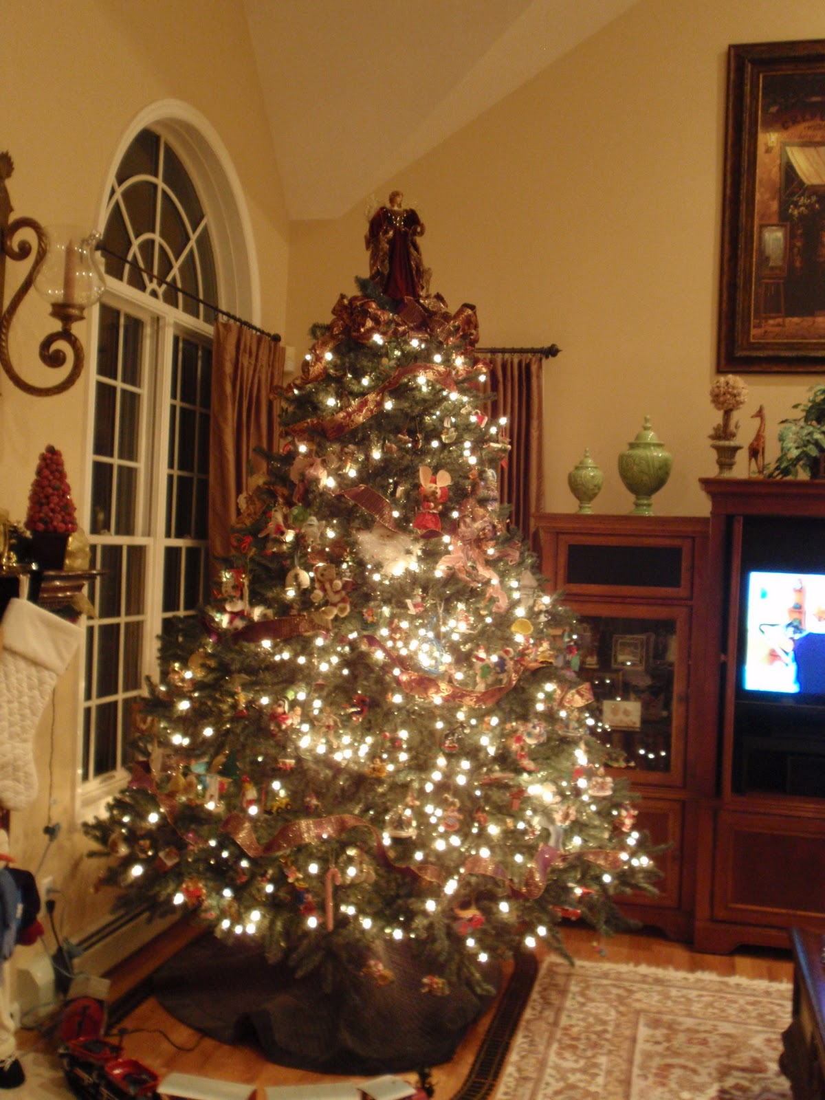 DIY by Design: Our Christmas Tree