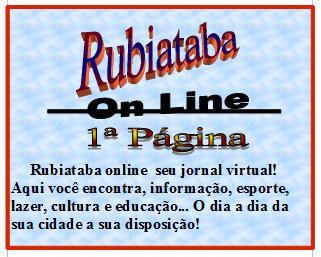 Visite a Comunidade do Rubiataba online!