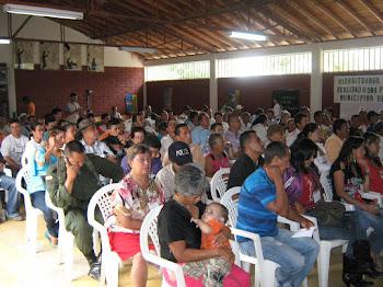 Asamblea Municipal Constituyente. Liborina