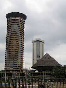 Nairobi City.KICC