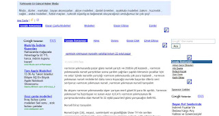 Blue AdSense Free Template For Blogger