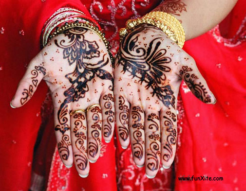 One idea that has been Americanized is henna tattoos.