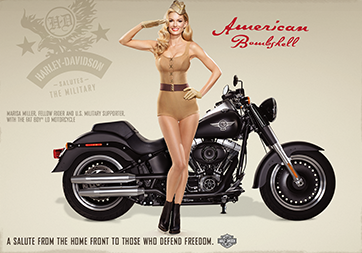 Wallpapers Pictures Photos  Harley Davidson Pin Up Girl Pictures