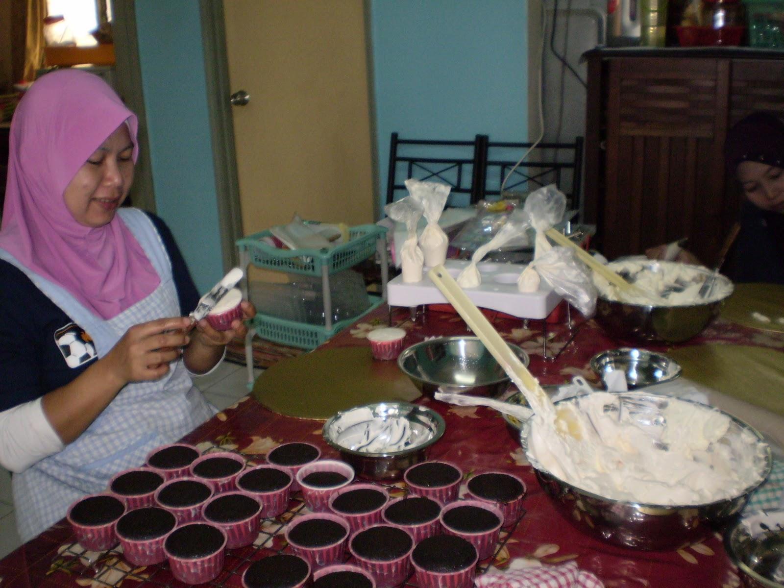 Kelas Cupcake Pada 22 Januari 2011