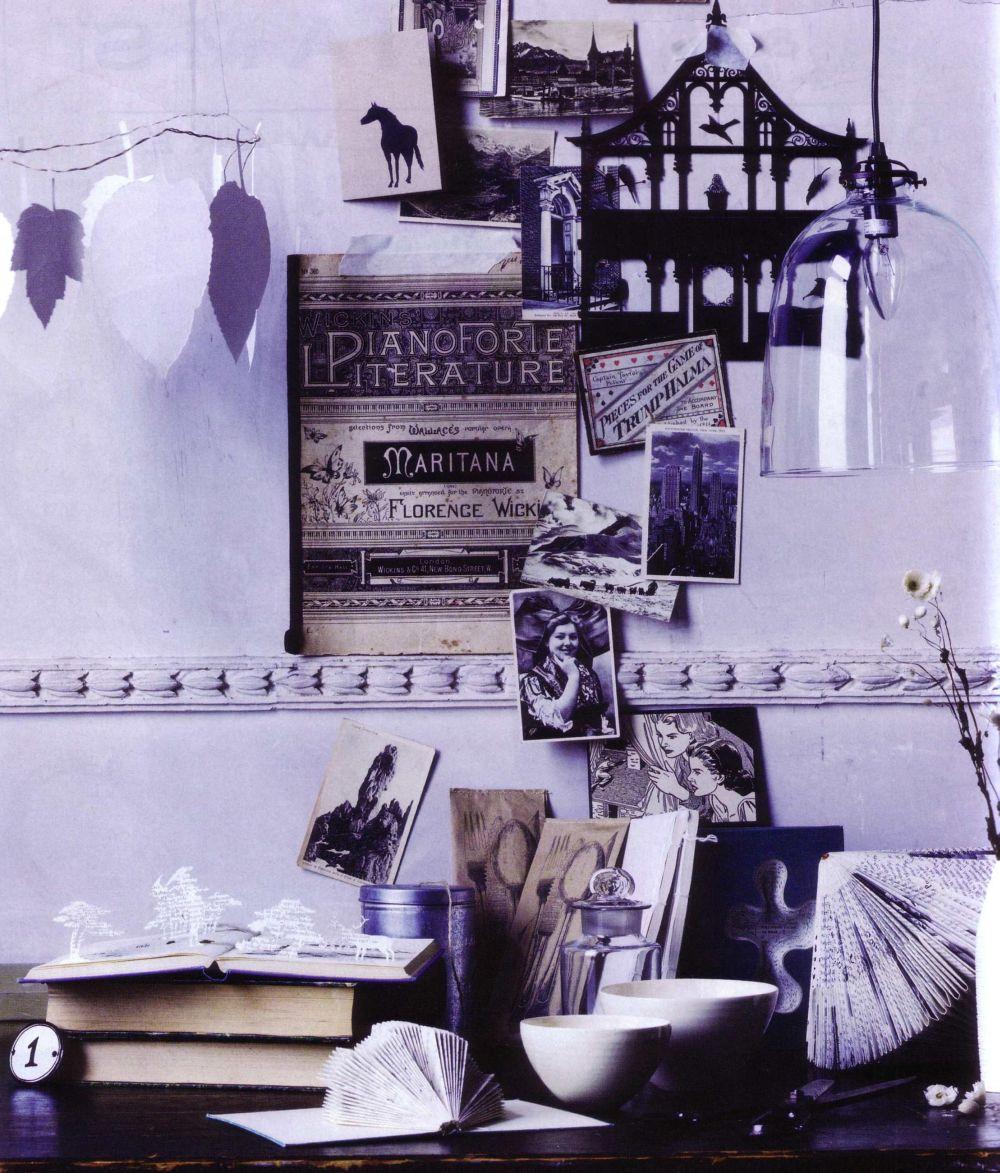 she moves the furniture: Black & White