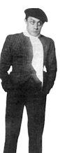 Jardiel con boina 1936