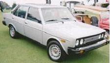 1978 FIAT 131 Mirafiori