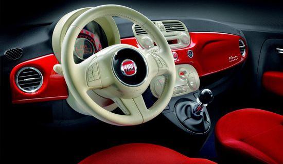 FIAT 500 Bicolore Edition