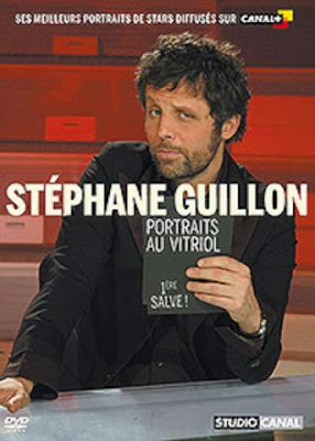 Stéphane , Guillon - Portraits au vitriol affiche